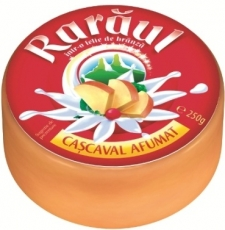 Albalact - Rarãul - Smoked cheese 250g