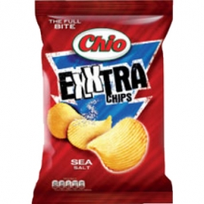 Chio Chips [Exxtra Chips] - Sare de mare