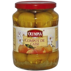 OLYMPIA - Compot de caise 720g