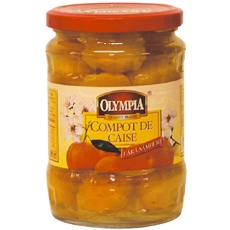 OLYMPIA - Compot de caise 580g